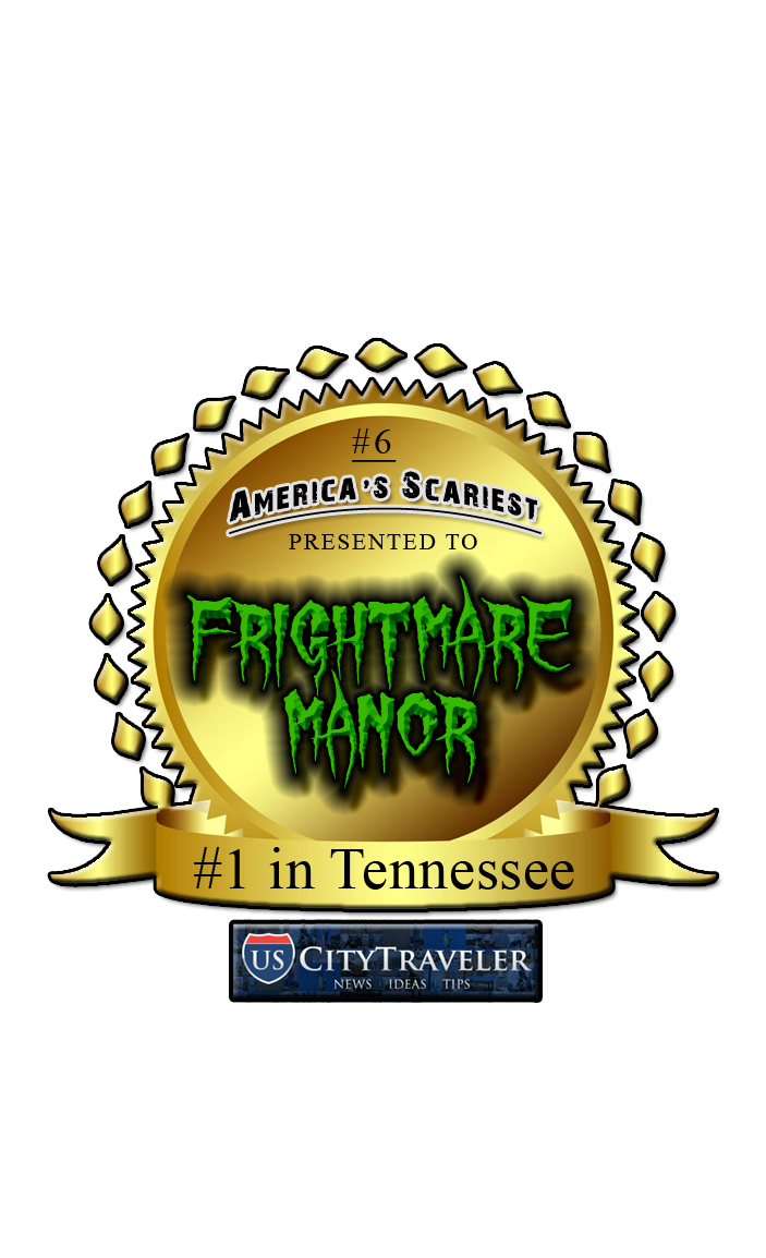 FRIGHTMARE MANOR - Best Haunted Houses | Knoxville | Morristown